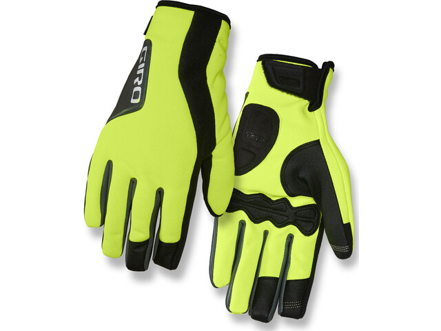 Giro Ambient 2.0 Gloves Men Highlight Yellow/Black
